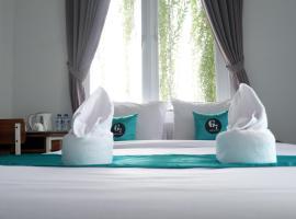 G7 RESIDENCE, отель в Нуса-Дуа