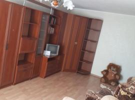 Квартира 2-х комнатная 50 лет Октября 5 к2, hotel in Moscow