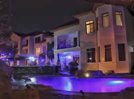 Elevate Suites Designated Transit Hotel, hotel in Kigali