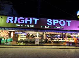 Right Spot, hotel near Pattaya Viewpoint, Pattaya South