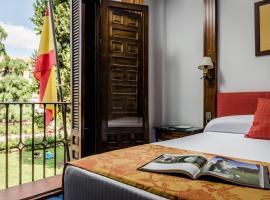 Hotel El Bedel, hotel in Alcalá de Henares