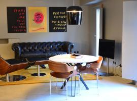 Raw Culture Art & Lofts Bairro Alto, self catering accommodation in Lisbon