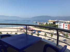 THE BEST APARTMENT IN VLORA, hotel in Vlorë