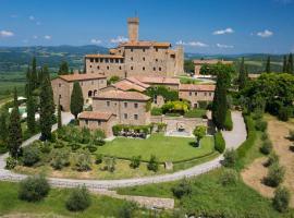 Castello Banfi - Il Borgo, hotel in Montalcino