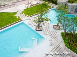 Veranda Pattaya 2824 Great Sky&Sea View - Netflix อพาร์ตเมนต์ในหาดจอมเทียน