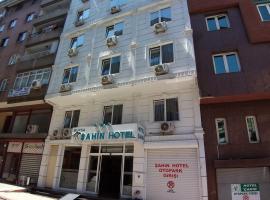 Bursa şahin hotel, отель в Бурсе