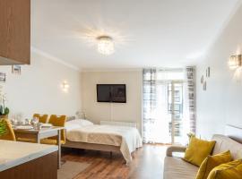 VacationClub - Villa Mistral Apartment 13, hotel with pools in Świnoujście