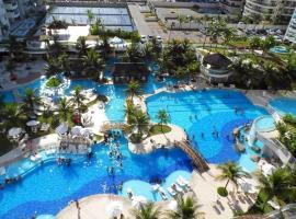 Bora Bora Resort Barra da Tijuca, hotel with jacuzzis in Rio de Janeiro