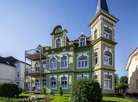 Hotel Rosenhof, Hotel in der Nähe von: Seebrücke Kühlungsborn, Kühlungsborn