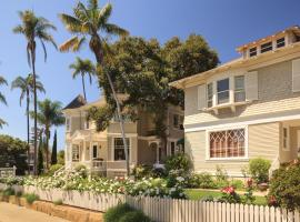 Cheshire Cat Inn & Cottages, vacation rental in Santa Barbara