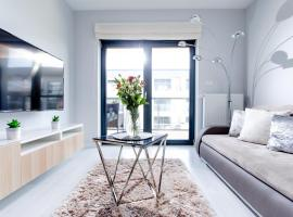 Apartament Diamentowy Gardenia Dziwnów by EPapartamenty, hotel in Dziwnów
