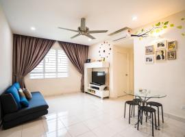 GreatView Spacious Apartment Penang, apartment in Bayan Lepas