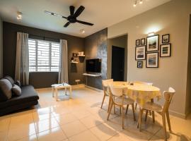 Moderm Spacious Apartment@Penang, apartment in Bayan Lepas
