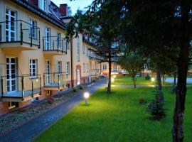 MARINA Park Apartament, hotel near Ferry, Świnoujście