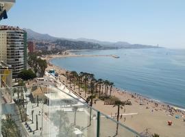 MALAGUETA BEACH, hotel cerca de Muelle 1, Málaga