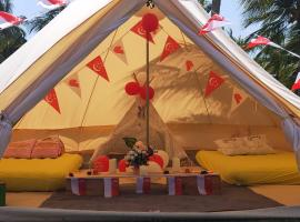 Exclusive Glamping Studio, hotel near National Service Resort and Country Club, Singapore