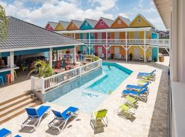 Bed & Bike Curacao - Jan Thiel, hotel with pools in Willemstad