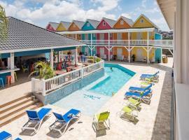 Bed & Bike Curacao - Jan Thiel, hotel in Willemstad