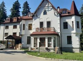 Villa Ibar, hotel in Borovets
