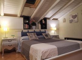 La mansarda di Ninni, hotel in zona Acquicella Train Station, Catania
