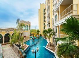 Beyond G Paradise Pattaya, hotel in Jomtien Beach
