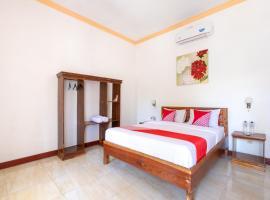 OYO 1259 Kuta Garden Homestay, hotel in Kuta Lombok