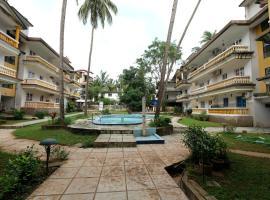 Goan Holiday Stay, pet-friendly hotel in Baga