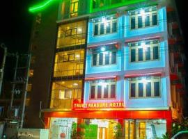 True Treasure Hotel, hotel in Taunggyi