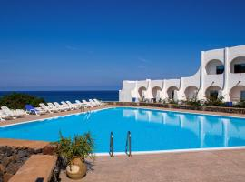Cossyra Hotel, hotel a Pantelleria
