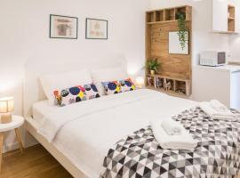 Studio Apartments near park Zrinjevac, apartment in Zagreb