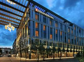 Hilton Garden Inn Vilnius City Centre, hotel near Lithuanian Exhibition and Congress Center LITEXPO, Vilnius