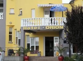 Hotel Orion, romantic hotel in Ivanec
