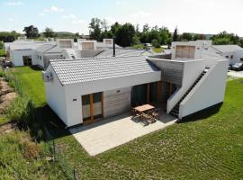 Slunečný dům - Jednička, prázdninový dům v Brodě nad Dyjí