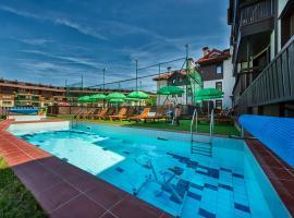 7 Pools Boutique Hotel & SPA, апартамент в Банско