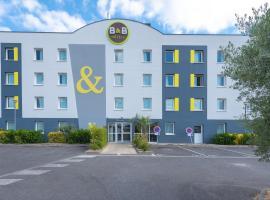 B&B Hôtel Creil Chantilly、クレイユのホテル