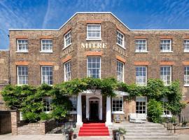 Mitre Hotel, hotel near Heathrow Terminal 5, Kingston upon Thames