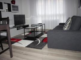 IZASKUNena Home E-BI 1190, hotel in Getxo