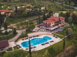 Villa Sintica, отель в Сандански