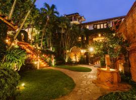 Hacienda San Angel, hotel en Puerto Vallarta