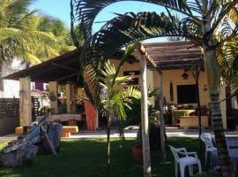 Villa Albardão Serrambi, hotel near Santo Aleixo Island, Porto De Galinhas