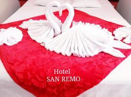 San Remo Hotel, hotel in Foz do Iguacu City Centre, Foz do Iguaçu