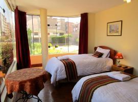 The King Sun Garden, hotel near Alejandro Velasco Astete International Airport - CUZ, Cusco