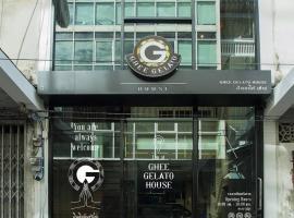 GHEE GELATO HOUSE, B&B in Bangkok