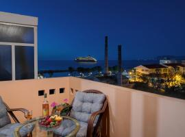 Fougaro Apartments, serviced apartment in Chania Town