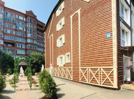 Art Plaza Hotel Tomsk, отель в Томске