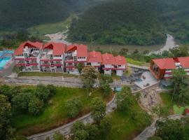 The lake view munnar resort, accessible hotel in Munnar