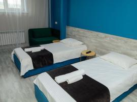7 rooms Hotel, отель в Новокузнецке