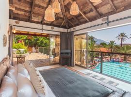 Flamingo Hotel & Spa - Pet Friendly, hotel in Oludeniz