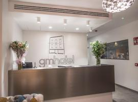 gm hotel, hotel in Marchena