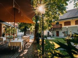 Dvor Jezersek Brnik, hotel near Ljubljana Jože Pučnik Airport - LJU,